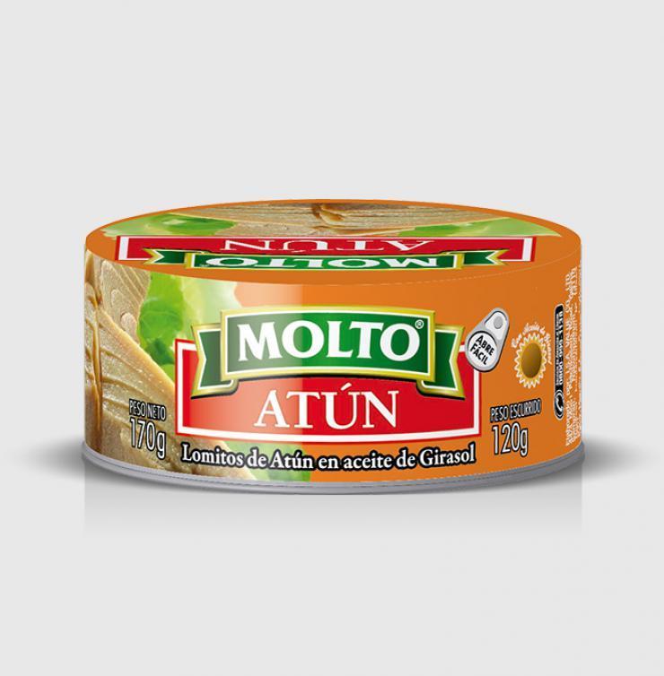LOMITO DE ATÚN EN ACEITE 170G