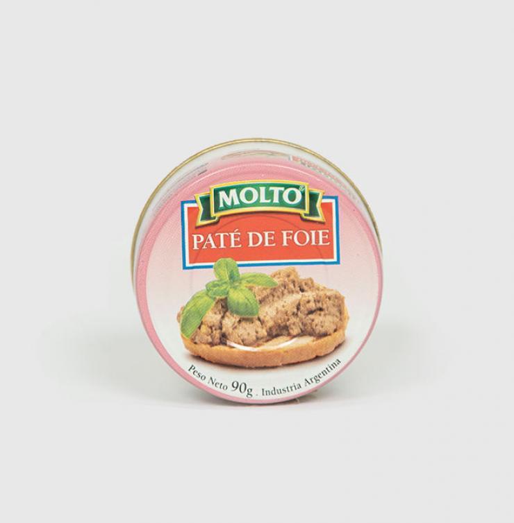PATE DE FOIE 90GR